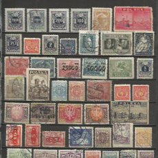 Sellos: Q710-LOTE SELLOS ANTIGUOS POLONIA,CLASICOS,SIN TASAR,SIN REPETIDOS,IMAGEN REAL. POLAND OLD STAMPS LO. Lote 66142866