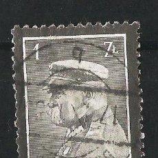 Sellos: POLONIA. 1935 MUERTE DEL MARISCAL PILDUSKY FINAL DE SERIE. Lote 66862610