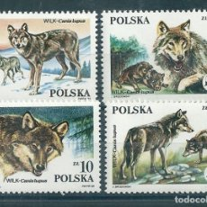 Sellos: POLONIA Nº 2787/90 (YVERT) AÑO 1985.. Lote 75635859