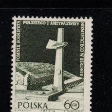 Sellos: POLONIA 2003** - AÑO 1972 - MONUMENTO AL SOLDADO POLACO, BERLIN. Lote 268171744