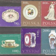 Timbres: POLONIA,1990. Lote 91086530