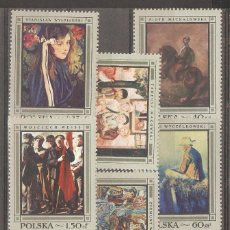 Timbres: POLONIA,1968. Lote 91089075