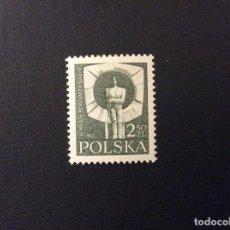 Sellos: POLONIA Nº YVERT 2544*** AÑO 1981. 60 ANIVERSARIO INSURRECCION EN ALTA SILESIA. Lote 101026599