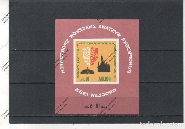 POLONIA Nº HB 37(**) (Sellos - Extranjero - Europa - Polonia)