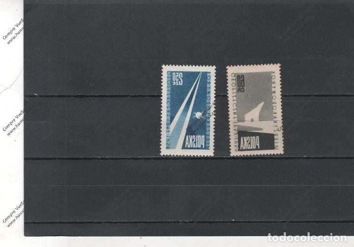 POLONIA Nº 938 AL 939(**) (Sellos - Extranjero - Europa - Polonia)
