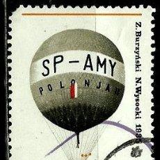 Sellos: POLONIA 1981- YV 2550. Lote 138966066
