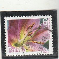 Sellos: POLONIA 2016 - YVERT NRO. 4484 - USADO. Lote 143102686