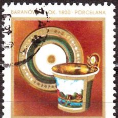 Sellos: 1981 - POLONIA - PORCELANA ANTIGUA - 1820 - YVERT 2557. Lote 143368926