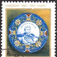 Sellos: 1981 - POLONIA - PORCELANA ANTIGUA - 1880 - YVERT 2559. Lote 143369070