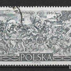 Sellos: POLAND 1960 SC# 924 USED - 1/54. Lote 143855914