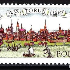 Timbres: 1983 URSS - RUSIA YVERT YT 2689 MICHEL 2876 MNH** NUEVO SIN CHARNELA - . Lote 149948446