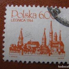 Sellos: POLONIA, 1981 YVERT 2570. Lote 159495358