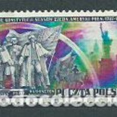 Sellos: POLONIA - CORREO 1938 YVERT 399 * MH. Lote 163061118