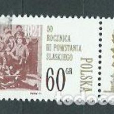 Sellos: POLONIA - CORREO 1971 YVERT 1925 ** MNH. Lote 163063300