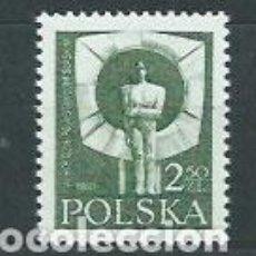 Sellos: POLONIA - CORREO 1981 YVERT 2544 ** MNH. Lote 163064284