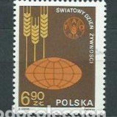 Sellos: POLONIA - CORREO 1981 YVERT 2592 ** MNH. Lote 163064352