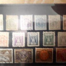 Sellos: POLONIA SELLOS AÑOS 1919/22 LOTE N. 300. Lote 170431948
