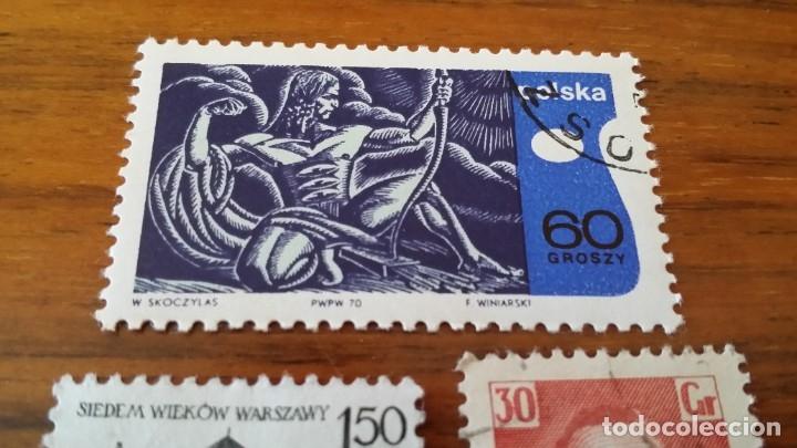 Sellos: LOTE SELLOS POLONIA POLSKA Nº70 - Foto 2 - 177698098