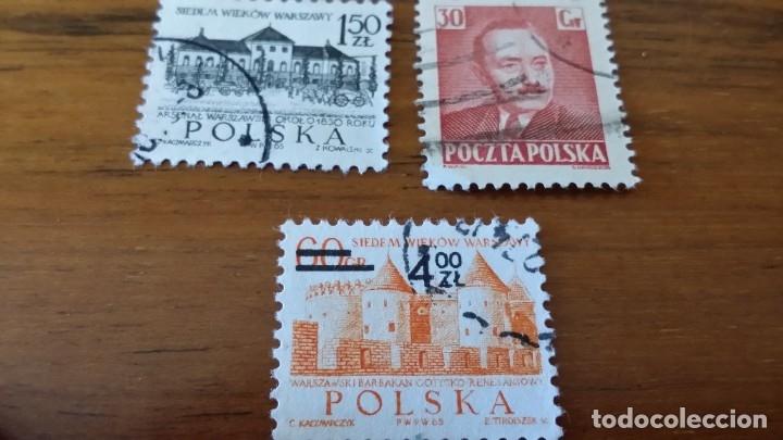 Sellos: LOTE SELLOS POLONIA POLSKA Nº70 - Foto 3 - 177698098