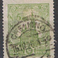 Sellos: (M 91) SELLO DE POLONIA // YVERT 313 // 1925-26 . Lote 180269510