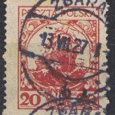 Sellos: (M 88) SELLO POLONIA // YVERT 316 // 1925-26. Lote 180349170