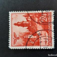 Timbres: POLONIA GOBIERNO GENERAL OCUPACIÓN ALEMANA, YVERT 61. Lote 184681038