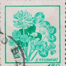 Sellos: SELLO POLONIA POLSKA USADO FILATELIA CORREOS STAMP POST. Lote 191939918