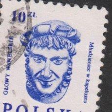 Sellos: SELLO POLONIA POLSKA USADO FILATELIA CORREOS STAMP POST POSTAGE. Lote 191940066