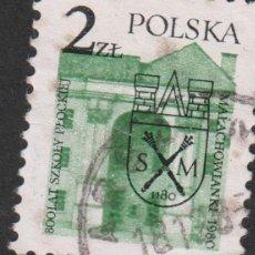 Sellos: SELLO POLONIA POLSKA USADO FILATELIA CORREOS STAMP POST POSTAGE. Lote 191940091
