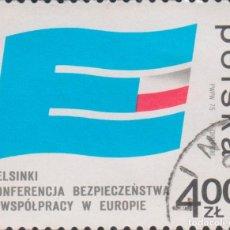 Sellos: SELLO POLONIA POLSKA USADO FILATELIA CORREOS STAMP POST POSTAGE. Lote 191940393