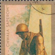 Sellos: SELLO POLONIA POLSKA USADO FILATELIA CORREOS STAMP POST POSTAGE. Lote 191940535