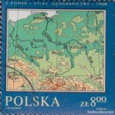 Sellos: SELLO POLONIA POLSKA USADO FILATELIA CORREOS STAMP POST POSTAGE. Lote 191940590