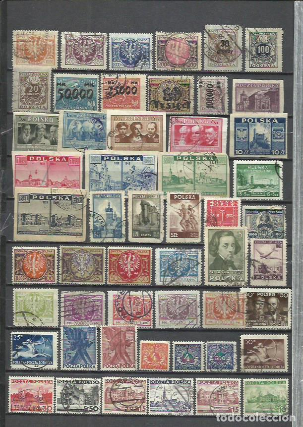 Sellos: R219-LOTE SELLOS ANTIGUOS POLONIA,CLASICOS,SIN TASAR,SIN REPETIDOS,IMAGEN REAL. POLAND OLD STAMPS LO - Foto 1 - 194952671