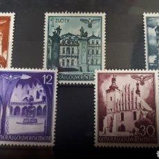 Sellos: SELLOS NUEVOS DE POLONIA AÑO 1940 C350. Lote 198066218