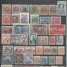 Sellos: R261-LOTE SELLOS ANTIGUOS POLONIA,CLASICOS,SIN TASAR,SIN REPETIDOS,IMAGEN REAL. POLAND OLD STAMPS LO. Lote 198736656