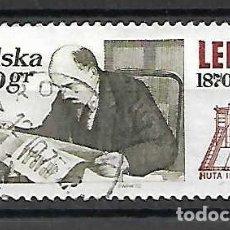 Sellos: LENIN. POLONIA. SELLO AÑO 1970. Lote 198739521