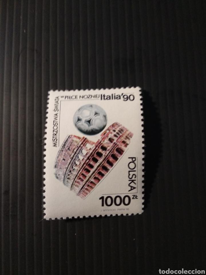 SELLO DE POLONIA (Sellos - Extranjero - Europa - Polonia)