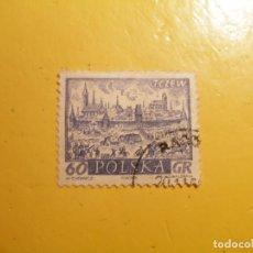 Sellos: POLONIA - TCZEW.. Lote 205579161
