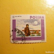 Sellos: POLONIA - AVIACIÓN - J. NAGORSKI 1888-1976.. Lote 205581108