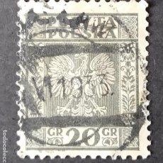 Sellos: 1932-1933 POLONIA ESCUDO DE ARMAS DE POLONIA. Lote 206475452