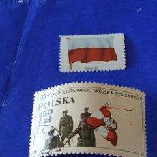 Sellos: POLONIA Z41. Lote 215361935