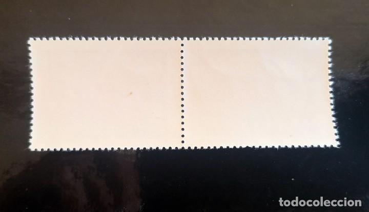 Sellos: Polonia 1986 Ivert 2824/5 Pasaje del Cometa Halley serie completa Nueva - Foto 2 - 217090351