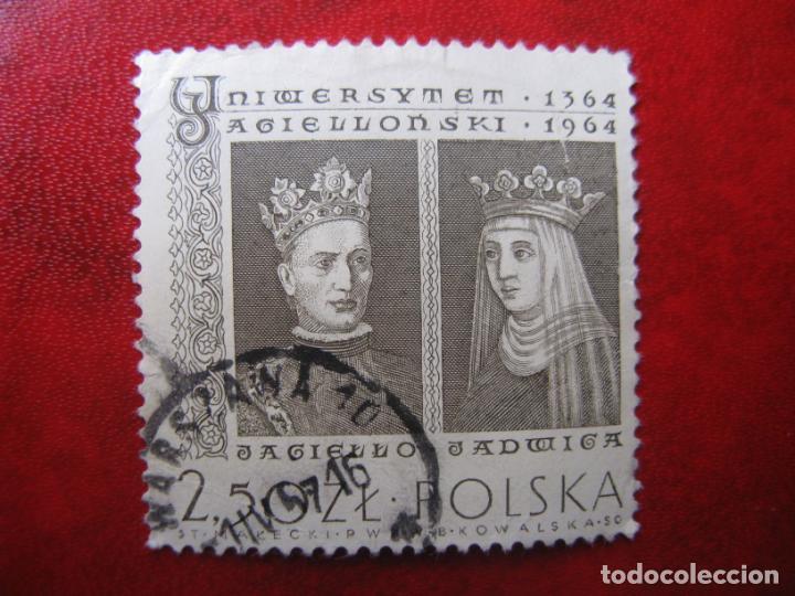 +POLONIA, 1964, 6 CENTENARIO UNIVERSIDAD DE CRACOVIA, YVERT 1346 (Sellos - Extranjero - Europa - Polonia)
