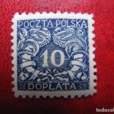 Timbres: +POLONIA, 1919,SELLO DE TASA YVERT 25. Lote 223306326