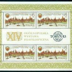 Sellos: PL-2877 POLAND 1983 MNG 750TH ANNIVERSARY OF TORUN. Lote 226316158