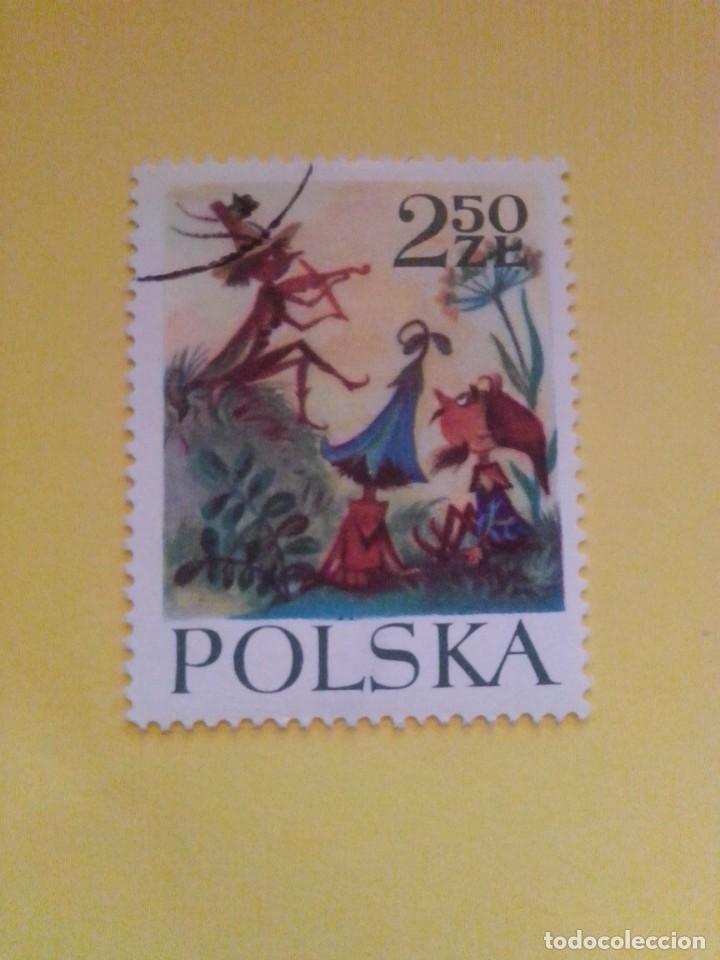 SELLOS POLONIA (Sellos - Extranjero - Europa - Polonia)