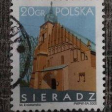 Sellos: POLONIA 2005. YT:PL 3947,. Lote 235029535