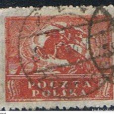 Timbres: POLONIA // YVERT 216 // 1920 ... USADO. Lote 242861190