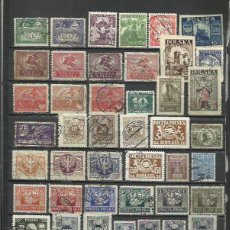 Sellos: G879L-LOTE SELLOS ANTIGUOS POLONIA,CLASICOS,SIN TASAR,SIN REPETIDOS,IMAGEN REAL. POLAND OLD STAMPS L. Lote 246265185