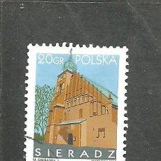 Francobolli: POLONIA 2005 - YVERT NRO. 2490 - USADO. Lote 255008825
